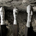 "Coal- mine workers ""Long-neck workers"" is the term used to describe those workers. Sandstone, 2013"