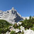 Dolomitengebirge