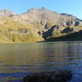 der Wilde See in Vals-Mühlbach