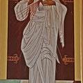 Ikone des Barmherzigen Jesu in Surmanci