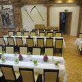 Hochzeit im Saal, ca. 150 Personen