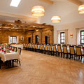 Hochzeit im Saal, ca. 70 Personen