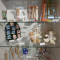 Espace boutique de la Maison du Lac et de la Forêt, souvenirs © Office de Tourisme de Sillé le Guillaume