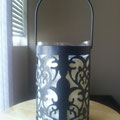 Qty.25 Black & Ivory Lanterns- LDS