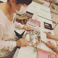 名古屋市 三越 クリエーターズサマーバケーション 2021年8月13~18日 by戸田育子