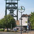 Zeche Gneisenau, Dortmund - Derne | Doppelbockfördergerüst - © copyright 2013 - denkmalgeschützt
