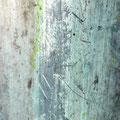 bemaltes Holz