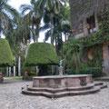 San Gabriel de las Palmas, Mor