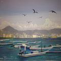Acapulco por Anna Barreto