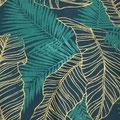 Dark blue Jungle