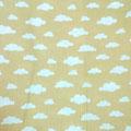 Nuages jaune