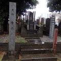 青木昆陽墓(龍泉寺)