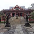 龍泉寺(目黒不動尊)