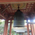 観音様の梵鐘(品川寺)