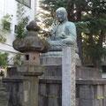 銅造地蔵菩薩(品川寺)