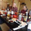 双葉寿司で昼食