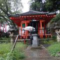 龍泉寺不動堂(都文化財)
