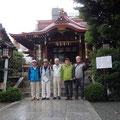 大鳥神社(酉の市で有名)