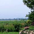 Genießen Sie den herrlichen Blick auf den Binnensee von Ihrer Terrasse!
