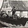 """Piratenschiff """"Ritter Werner"""""""