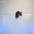 3173445     Ohrstecker   :   Aluminium bemalt,  Stift aus Silber   45 €