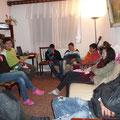 Jugendkreis bei Marian & Andrea