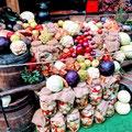 Frühlingsmarkt - Streetfood Budapest Ungarn
