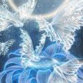 「夜会」  2014年作  月のアート展vol.9 一般投票賞