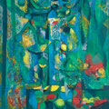 <b>Untitled, 1953</b><br />39 3/8 x 29 ½ inches, oil on canvas<br />Lowe Art Museum, University of Miami,<br />Donation from the Cuban Museum of the Americas,<br />Bequest of the Rafael Casalins Estate