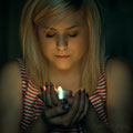 <b>Candle Light (337/365)</b>