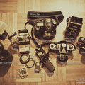 <b>What's In Your Kit?</b><br>not my whole equipment...<br><b>Equipment:</b> Nikon D40x + Sigma 18-200mm f/4.5