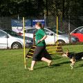 Lena & Kiwi beim CSC