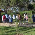La célébration du matin animée par la Province Mato-Grosso