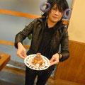 悪魔の遑さん作、おまかせカップケーキ☆