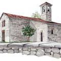 Calestano, chiesa di Vallerano