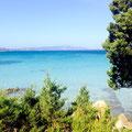 Bucht im Golfo Aranci