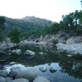 Fluß Solenzara