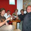 Mochito beim Franz im La Tribu mit freundlicher Unterstützung aus Österreich