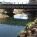 2013年4月11日、自衛隊橋