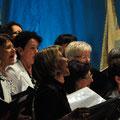 Singen mit Engagement und Begeisterung