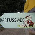Der Barfussweg von Jakobsbad nach Gontenbad