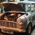front / austin mini van