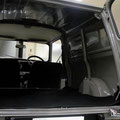 rear room / austin mini van