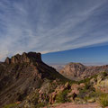 Big Bend NP, Lost Mine Trail
