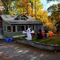 Halloween läßt grüßen