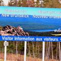 unser vorletzte Province in Canada