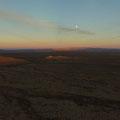 Sonnenunttergang im Big Bend NP