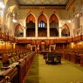 Im Parlament von Ottawa