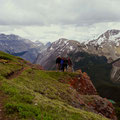 Parker Ridge / Columbia Icefield, Icefield Parkway