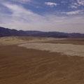 Blick auf die Lost Chance Mountain und das Eureka Valley mit den Eureka Sand Dunes